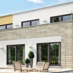 OKAL Fertighaus setzt auf neue Fassade und bietet mehr Platz